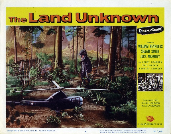 #BMovieManiacs Event: The Land Unknown
