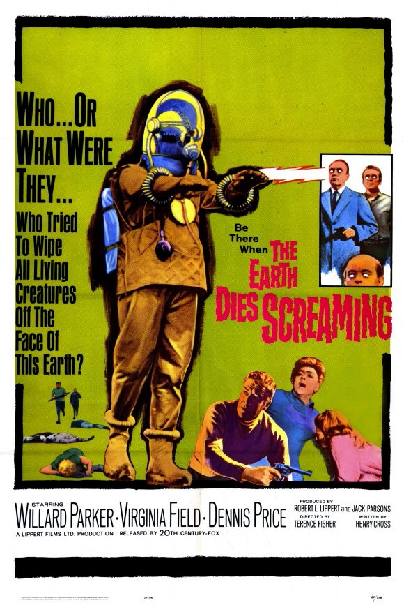 #BMovieManiacs Event: The Earth Dies Screaming
