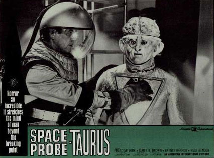 #BMovieManiacs Event: Space Probe Taurus