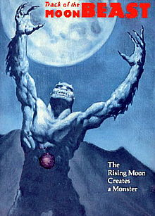 #BMovieManiacs Event: Track of the Moon Beast