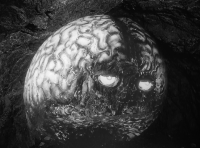 #BMovieManiacs Event: Hand of Death/Brain From Planet Arous