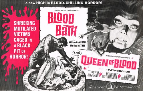 #BMovieManiacs Event: Queen of Blood (1966)