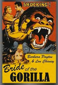 Bride of the Gorilla / War of the Colossal Beast Double Feature