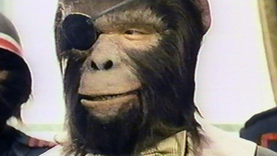 #BMovieManiacs Event: Time of the Apes