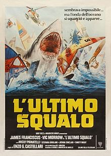 #BMOVIEMANIACS EVENT: THE LAST SHARK (1981)