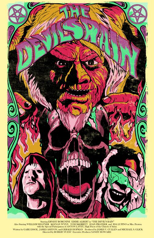 #BMovieManiacs Event: The Devil's Rain (1975)