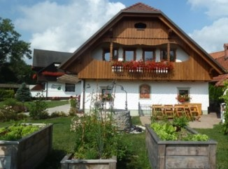Pension in Bled, Slovenia
