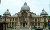 Bucharest building