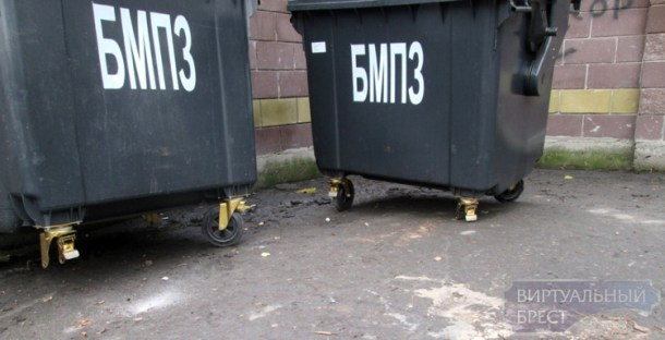 Парадоксальный вандализм: кто ломает мусорные контейнеры?
