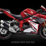 Nih Dia Gallery CBR250RR Black Matte, Over All Juos Gandos Sob !!
