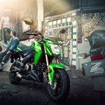 KMI Pastikan Kawasaki Z125 Pro Di Indonesia Aman Dari Recall Sok Belakang Bocor !!