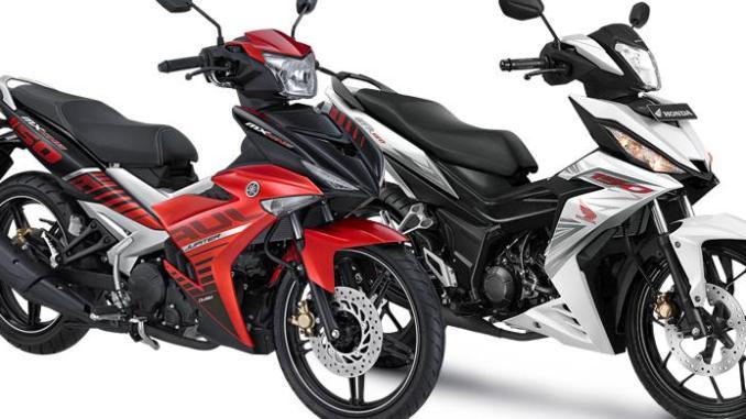 komparasi-Yamaha-Mx-king-150-vs-Honda-supra-GTR150