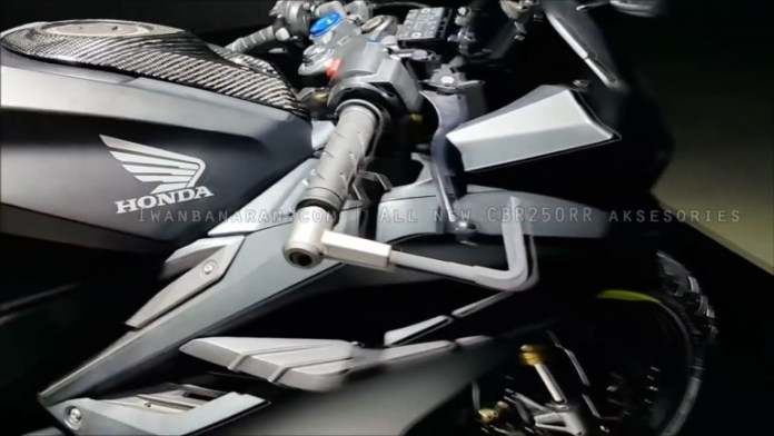 Aksesoris-all-new-honda-cbr250RR-dua-silinder-k64A