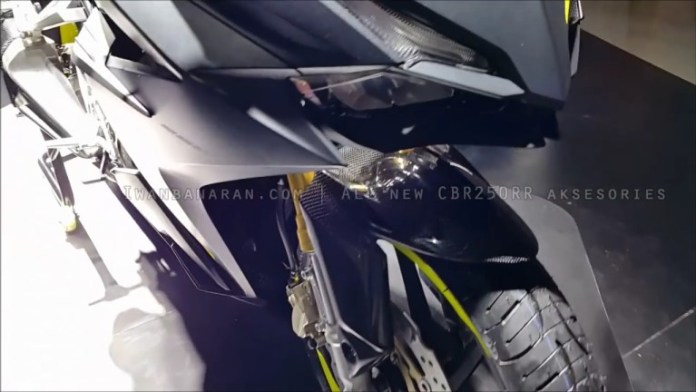Aksesoris-All-New-Honda-CBR250RR-dua-silinder