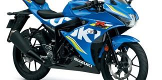 Suzuki GSX-R125 2018