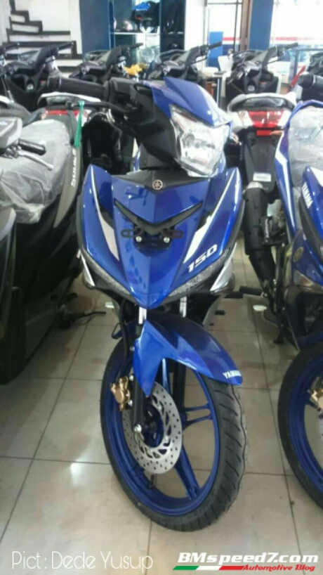 Yamaha MX king 150 Racing Blue