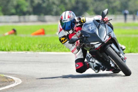 Tes Ride All New Honda CBR250RR By Otomotif