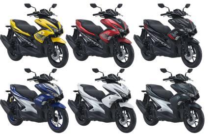 Pilihan-Warna-Yamaha-Aerox-155-VVA-2017-BMspeed7.Com_