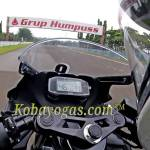 Edan!! Top Speed Suzuki GSX-R150 Tembus 146 KPJ