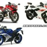 Data Penjualan Honda CBR150R, Yamaha R15 Dan Suzuki GSX-R150 [ AISi Januari 2017]