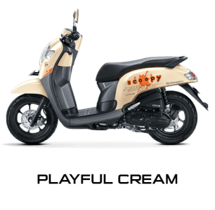 honda-scoopy-2017-cream