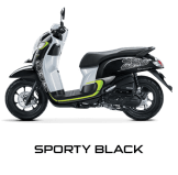honda-scoopy-2017-hitam-striping-hijau