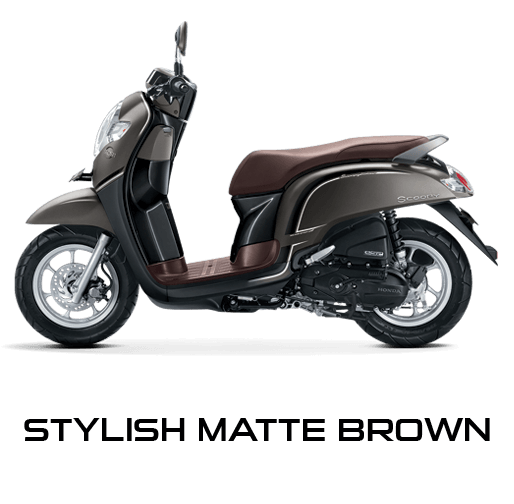 Honda-New-Scoopy-2017-tipe-stylish-warna-brown-BMspeed7.com_