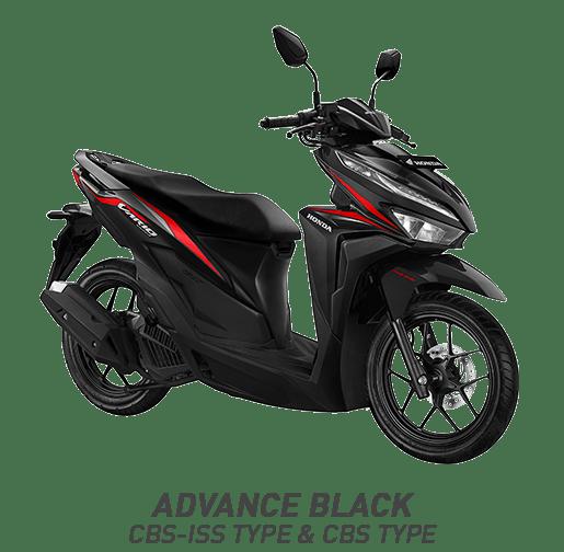 Honda Vario 125 2019 Hitam