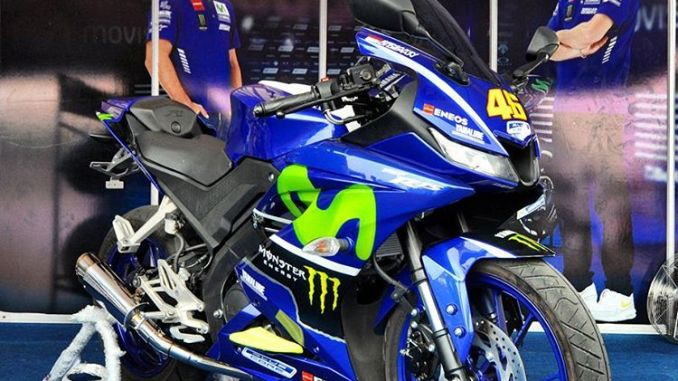 Daftar Harga 8 Aksesoris All New Yamaha R15 VVA 2017