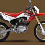 Nih Beberapa Bocoran Honda CRF150 2017, Launching Tidak Lama Lagi Bro…