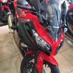 6 Warna Baru Kawasaki Ninja 250 Fi 2017, Intip Spesifikasi dan Harga Terbarunya!