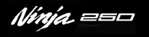 Logo Ninja 250 Fi STD