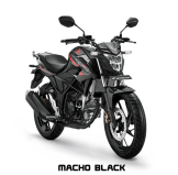 All New Honda CB150R Terbaru 2017 warna Macho Black