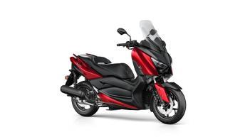 Yamaha XMAX 125 2018 Merah
