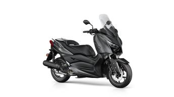 Yamaha XMAX 125 2018 Ab-abu