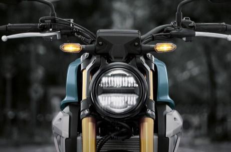 Lampu Depan LED Honda CB150R Exmotion 2017