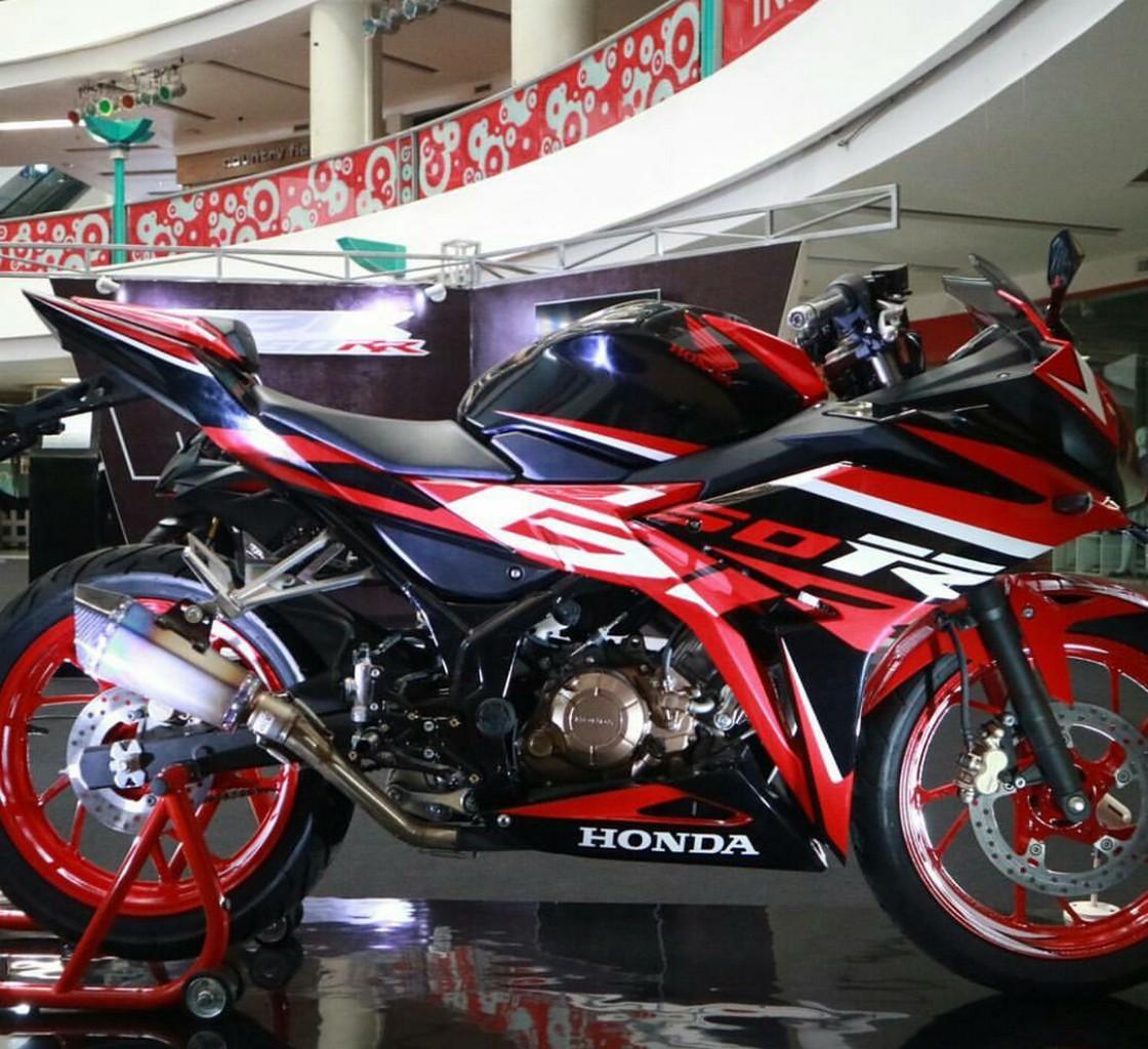 Inilah Honda Cbr150r Termahal Yang Dijual Honda Bmspeed7 Com