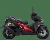 Yamaha-Aerox-155-2018-Matte-Black-Tampak-Samping-Kanan