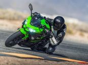 Test Ride Kawasaki Ninja 250 Fi 2018