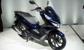 Honda-PCX-Hybrid-2018-Warna-Biru