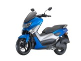 NMAX 155 Facelift 2018 Blue Metallic