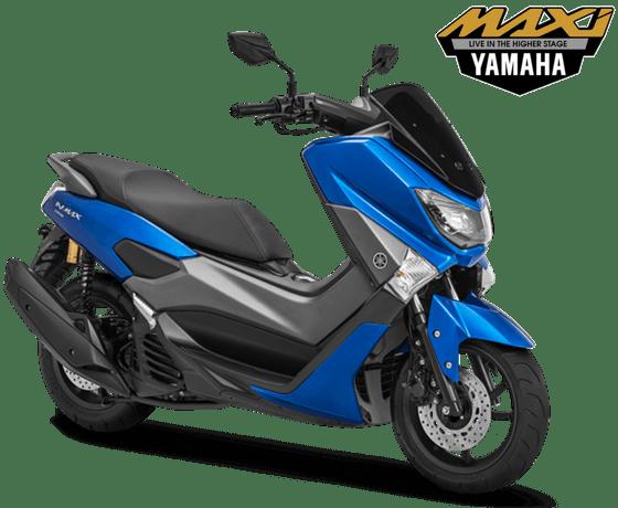 Foto Studio 4 Warna Yamaha Nmax 2018 ABS dan Non ABS Plus Harga Terbarunya!