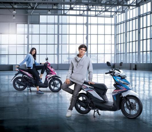Honda BeAT 2018