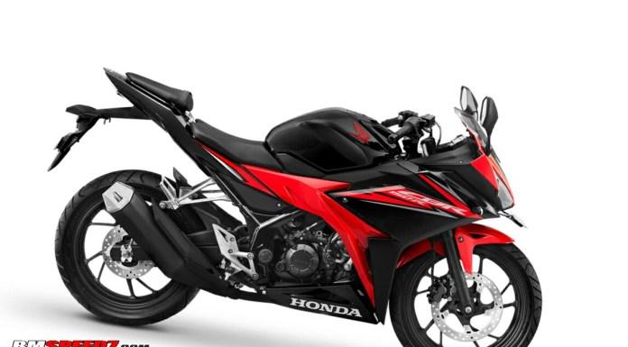 Honda CBR150R 2018