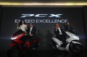 All New Honda PCX 150 2018 (PCX Lokal) Resmi Dirilis AHM.