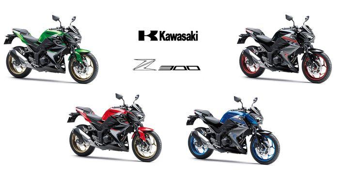 Warna Baru Kawasaki Z250 Abs 2018 Harga Rp 60 6 Juta Spesifikasi
