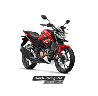 Honda CB150R SE Racing Red