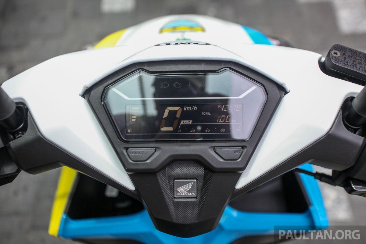 Speedometer Vario 150