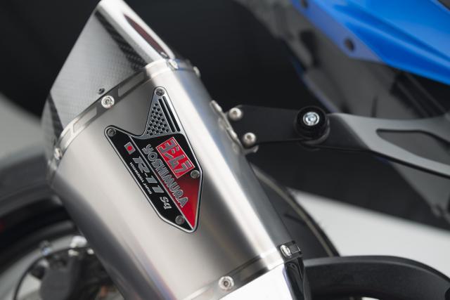 Yoshimura R11 SQ GSX-R100