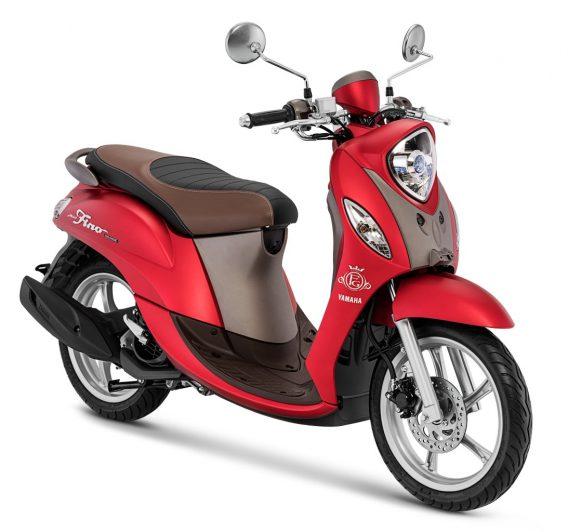 Yamaha Fino Grande 2018